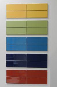 Diverse Wandplatten zur Ansicht