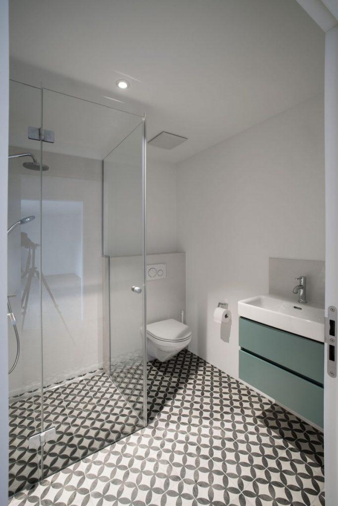 Badezimmer nach Wunsch