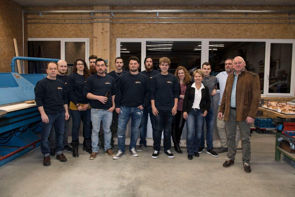 Team Dach+Holztech/ESCHER HUUS